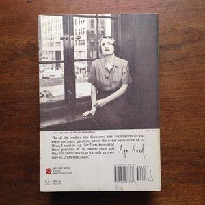 "Vintage Accents - Ayn Rand ""Atlas Shrugged"""